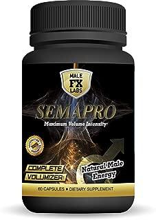 Semapro (60 Caps) Extreme Volumizer and Male Energy Formula