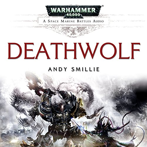 Deathwolf audiobook cover art