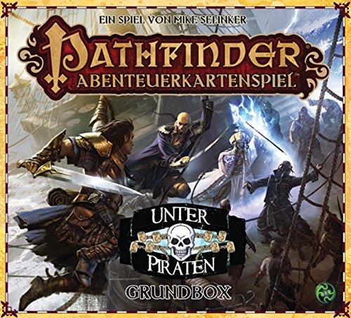 Pathfinder Abenteuerkartenspiel: Unter Piraten-Grundbox