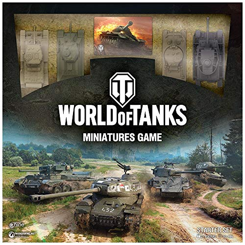 World of Tanks Miniature Game