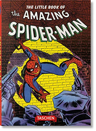 The Little Book of Spider-Man (Piccolo)