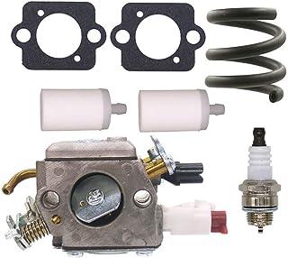 N//A 640084B Carburatore Carb per Tecumseh 5HP MTD 632107 632107A 640084 640084A Compatibile con Il soffiatore di Neve HSK40 HSK50 HSSK40 LH195SA con Guarnizione