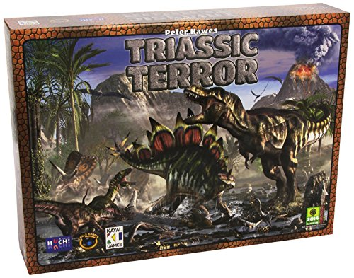 Eagle Games 646697 - Strategiespiel - Triassic Terror