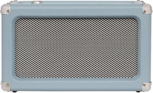 Crosley Charlotte - Altavoz portátil Bluetooth, Color Azul