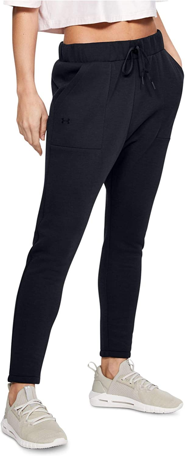 Under Armour Women's excellence Unstoppable Move Open Light Super popular specialty store Pant Hem
