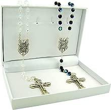 wedding rosary gift set