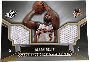 baron davis jersey