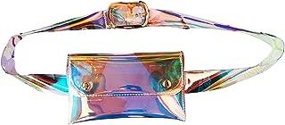 Best holographic belt bag Reviews