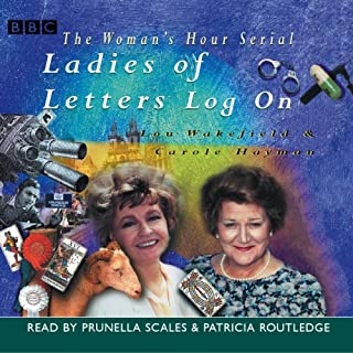 Ladies of Letters Log On cover art