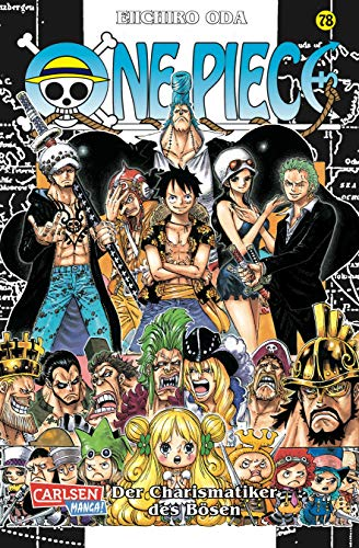 One Piece, Bd.78