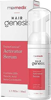 Sérum Anticaída 50 ml - Estimula el Fortalecimiento y Crecimiento Cabello Reduce la Pérdida Capilar Tratamiento Capilar...