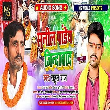 Sunil Pandey Zindabad (Politician Song)