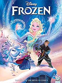 Frozen Graphic Novel by [Disney Book Group]