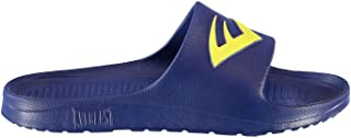 Everlast Kids Childrens Sliders Pool Shoes Slip On Strap Comfortable Fit Pattern