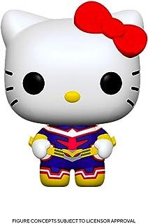 Funko Pop! Animation: Sanrio/My Hero Academia - Hello Kitty-All Might, Multicolor (46829)