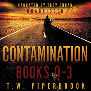 Contamination Boxed Set cover art