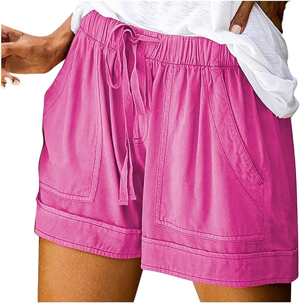 fartey Denim Shorts for Women Spandex Shorts Womens Swim Shorts Womens Bike Shorts Womens Athletic Shorts