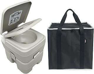 strong box porta potty