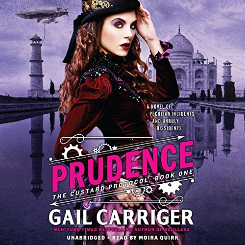 Prudence  By  cover art
