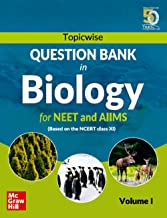 TOPICWISE QUESTION BANK IN BIOLOGY FOR NEET AND AIIMS CASS XI