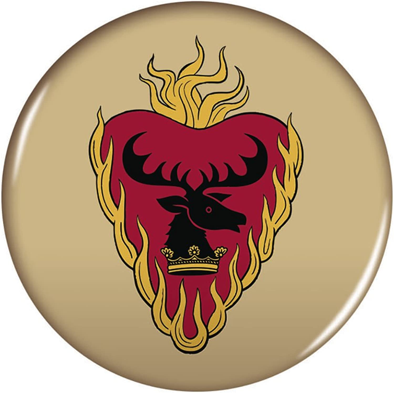 Dark Horse Deluxe Game of Thrones House StannisBaratheon 2.25  Magnet