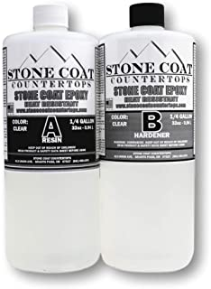 Stone Coat Countertops Epoxy (1/2 Gallon) Kit