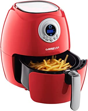 GoWISE USA 2.75-Quart Digital Air Fryer, GW22633