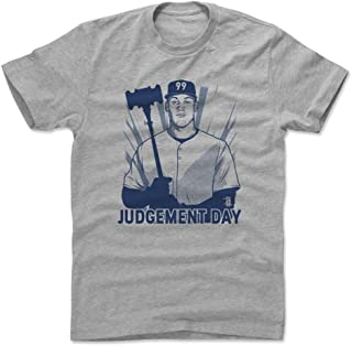 500 LEVEL Aaron Judge Shirt - New York Baseball Men's Apparel - Aaron Judge Judgement