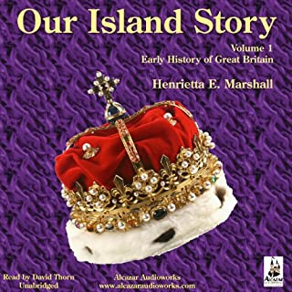 Our Island Story, Volume 1: Early History of Great Britain cover art