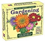 2021 The Old Farmers Almanac  Gardening Boxed Daily Calendar
