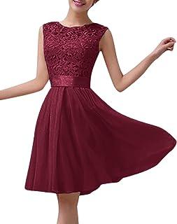Suchergebnis Auf Amazon De Fur Rote Kleider Kurz Bekleidung