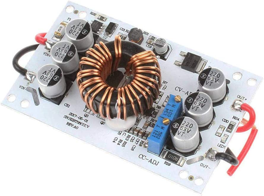 Stayhome 1pcs DC-DC Boost Converter Constant Current LED Driver Voltage Step Up Converter Board 600W Non-Isolated Power Transformer Module