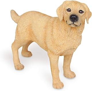 JJM ラブラドール・レトリバー 立ち 可愛い 犬 動物 リアル フィギュア PVC プラモデル プレミアム おもちゃ 模型 18cm級 オリジナル スタチュー 塗装済 完成品 犬好き 誕生日 プレゼント 置物
