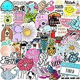 Vsco Stickers 70 Pack I Cute Stickers Waterproof 100% Vinyl Stickers I Vsco Girls Stuff, Aesthetic Stickers, Vsco Stickers for Water Bottle, Laptop Stickers, Cellphone (70 Pack, VSCO Stickers) laptop for kids Apr, 2021