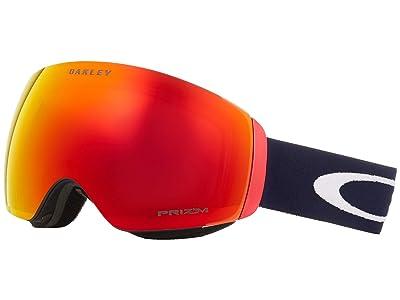 Oakley FlightDeck XM (USOC Blazing Eagle w/ Prizm Torch Iridium) Goggles
