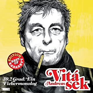Andreas Vitásek - 39,2 Grad - ein Fiebermonolog Titelbild