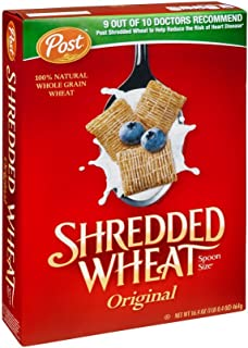 Best post spoon size shredded wheat Reviews