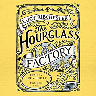 The Hourglass Factory cover art