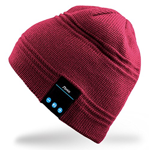 Rotibox Cappello Beanie Bluetooth, Cappellino Trendy...