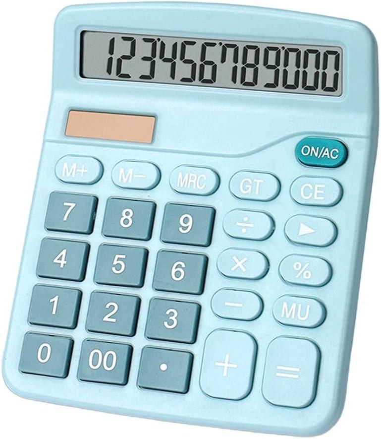 12 Digits Electronic Washington Mall Direct stock discount Calculator Desktop Large Screen Calculators