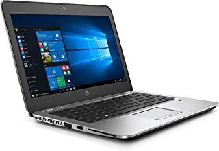 HP EliteBook 725 G4 Light Weight Business Laptop, AMD Quad Core A12 CPU, 8GB DDR4 RAM, 256GB SSD Hard, 12.5 inch Full HD D...