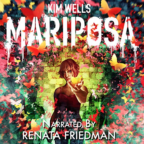 Mariposa: A Love Story audiobook cover art