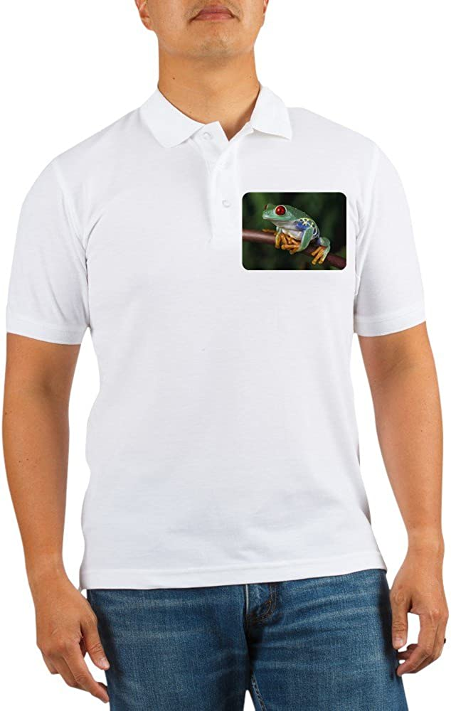 Royal Lion Surprise price Golf Shirt Red New Shipping Free Shipping Frog Tree Eyed