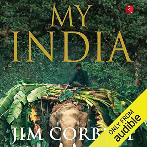 My India audiobook cover art