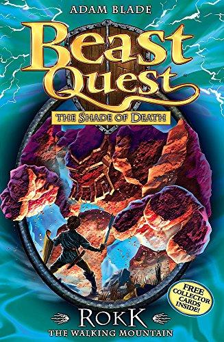 Rokk The Walking Mountain: Series 5 Book 3 (Beast Quest, Band 27)