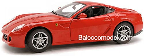 Hot Wheels HWP4398 Ferrari 599 GTB 2006 rot Foundation 1 18 MODELLINO DIE CAST kompatibel mit