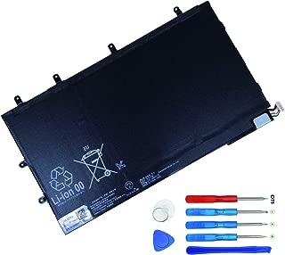 Swark Replacement LIS3096ERPC Battery Compatible with Sony Xperia Tablet Z SGP311 SGP312 SGP321 SGP341 SGP351 Series