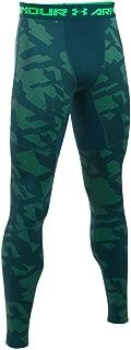 Under Armour Men's ColdGear Armour Jacquard Compression Leggings