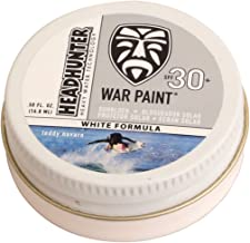 war paint sunscreen