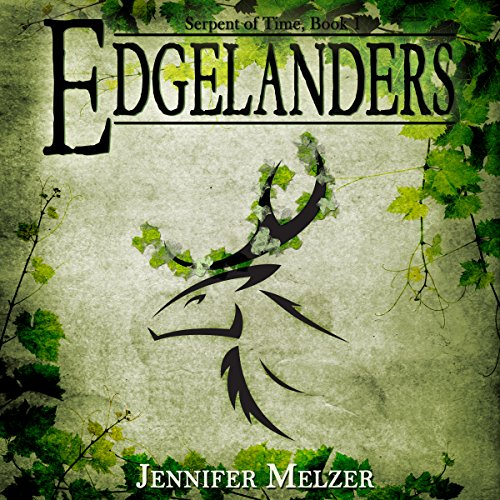 Edgelanders Audiobook By Jennifer Melzer cover art